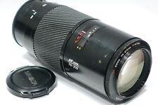 Minolta Dynax AF 70-210mm 1:4 Beercan lens, fits Sony Alpha SLR/SLT camera