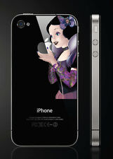 Mini Jammerz Princess Decal for iPhone 4 / 4S / 3G / 3GS - vinyl sticker