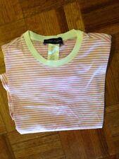 Ralph Lauren Purple Label Mens Striped T Shirt - S
