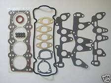 FIAT SEICENTO PUNTO 1.0 1.1 1.2 HEAD GASKET AND BOLT SET 8 VALVE