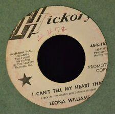 Leona Williams Hickory 1670 DJ Papa's Medicine Show and I Can't Tell My Heart