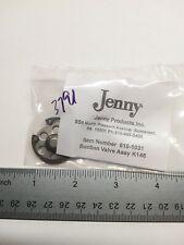 Jenny Suction Valve Assembly 610-1031 (New)