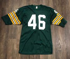 Vintage Green Bay Packers #46 Southern Athletic USA Made Jersey Adult L New Old