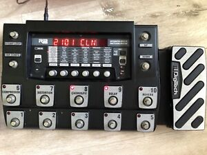 Digitech RP1000 effects processor