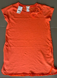 Jcrew Girls Short Sleeves Tunic Size 12 Years Retails $39