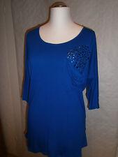 Vero Moda Shirt Gr. XL blau
