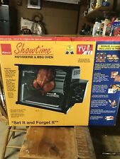 Ronco Showtime Rotisserie And BBQ Oven