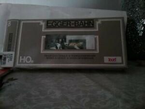Egger-Bahn Train  Decauville 815300 mint boxed HOe 009 Gauge Model Railway Jouef