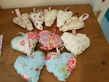 ❤ Shabby chic hanging hearts kitchen bedroom lounge doors gifts presents ❤