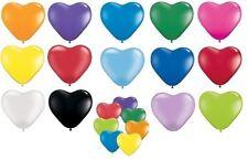 Globos de látex de fiesta de corazón