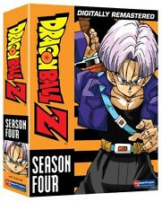 Dragon Ball Z: Season 4 (Garlic Jr., Trunks, and Android Sagas), New