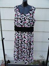 New Women's & Girls Formal Work Wearing Fashion Ladies Dress Size 22W  On Sale !