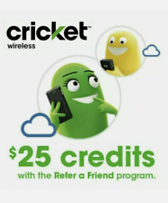 FREE $25 Cricket Wireless Referral Code, please read description