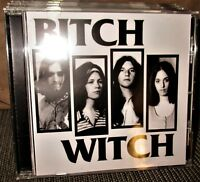 Bitch Witch-Bitch Witch CD limited to 666 BRAND NEW (Metal,Punk,Crust,Manson)
