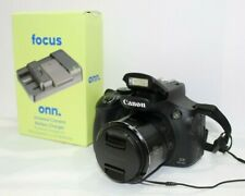 Canon PowerShot Sx60 Hs Point and Shoot Digital Camera 65x Optical Zoom