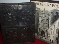 Coll. CITTA D'ORO/EDITALIA MAGNÍFICO! M.Ruffo/NOBILTA DI NAPOLI 1969 Bronzo