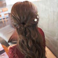 Pearl Pearl Hair Clip Flowers Headwear Hair Clip Hair Jewelry Hair Accessories