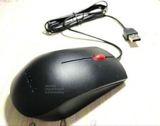 New original Lenovo SM50L24507 ergonomic USB wired optical 2-button mouse