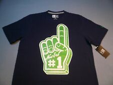 New Era Foam Finger #1 Fan Tee MEDIUM BRAND NEW t-shirt NWT