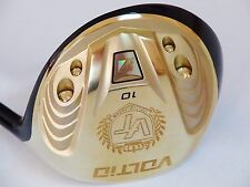 MINT 2013model KATANA VOLTIO Gold 10deg R-FLEX DRIVER 1W Golf Club