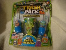 The Trash Pack  series 3 sewer trash bin pack