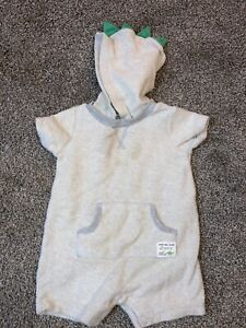 1 Carter's boy outfits 3 6 9 12 18 month gently used you choose rompers 1 piece