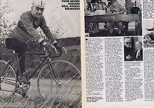 COUPURE DE PRESSE CLIPPING 1976 MICHEL AUDIARD (2 pages)