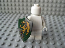 Custom KNIGHT'S SHIELD for Lego Minifigures -Castle Elf LOTR- Pick your Color