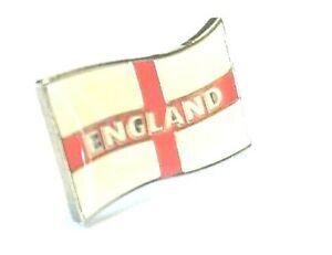 England Football Flag Pin Badge High Quality Gloss Enamel badge St George