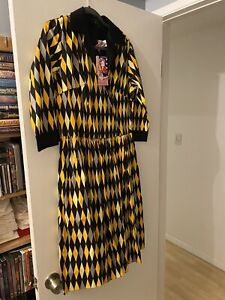 Pinup Couture Harlequin Dress