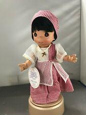 "Precious Moments Filipino Doll ""Maria Ligaya"""