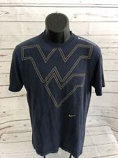 West Virginia University Nike T-Shirt Size Medium