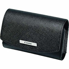 Canon PSC-2060 Deluxe Leather Case For PowerShot SD4000 IS & SD4500 IS - Black