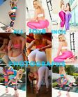 Alexis Texas - ALL 10x8 inch Photo's #m03 in Shiny Tight Lycra Leggings & Heels