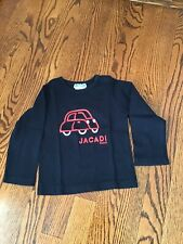 Jacadi Car Tee Shirt 24m