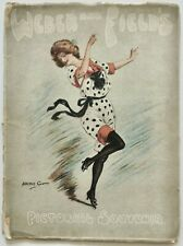 Antique 1901 Weber & Fields Vaudeville Comic Duo Souvenir Program Archie Gunn