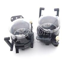 2x Driving Fog Light Lamp Housing For BMW M5 E60 5-Series 2003-2007