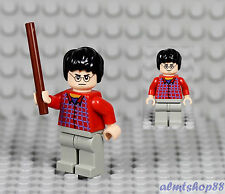 LEGO Harry Potter - Minifigure w/ Red Striped Button Shirt 4728 Escape Privet