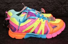 Danskin NOW Youth Girls Athletic Shoes Multi-Color Size 4 Breathable Mesh