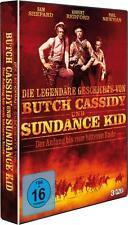 Die legendäre Geschichte von Butch Cassidy und Sundance Kid 3DVDs Neu & OVP