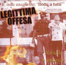 Legittima Offesa – Skinheads A Passeggio - CD - NM/NM