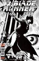Titan Comics Blade Runner 2019 #3 2019 VF / NM D-Variant Black and White