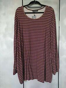 Damen Shirt Tunika  Sweater Long  von see you Gr  46  48 50   Jersey