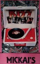 KISS COLLECTOR CARD #167 - SILVER FOIL, CORNERSTONE SERIES II 1997 Trading Card