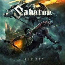 SABATON - HEROES-BLACK VINYL NEW VINYL RECORD