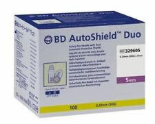 BD Autoshield Duo 0.30mm (30G) x 5mm Pack of 100