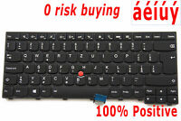 For Lenovo Thinkpad T440 T440p T440s T460 L440 Laptop Keyboard Slovakian Backlit