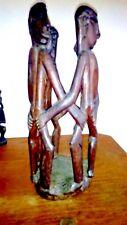 Vintage Asmat Figure Set