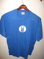 Skateboard Tee - Skateparklist Skater Urban Fashion T Shirt NEW Blue Large