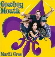 Mardi Gras [EP] by Cowboy Mouth (New Orleans) (CD, Feb-2011, Valley Entertainmen